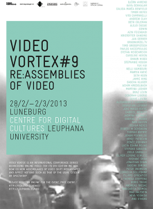 Video Vortex #9. Re:Assemblies of Video